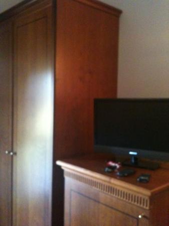 Hotel Posta: camera