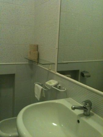 Hotel Posta: bagno
