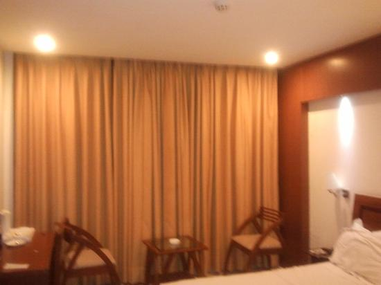 Shivalik View: photograph of the room