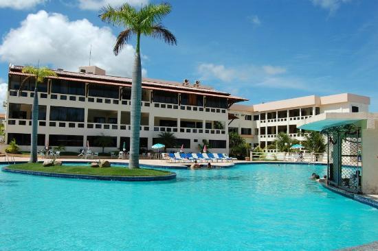 Vista do Hotel Paraíso do Atlântico Salinópolis-Pará
