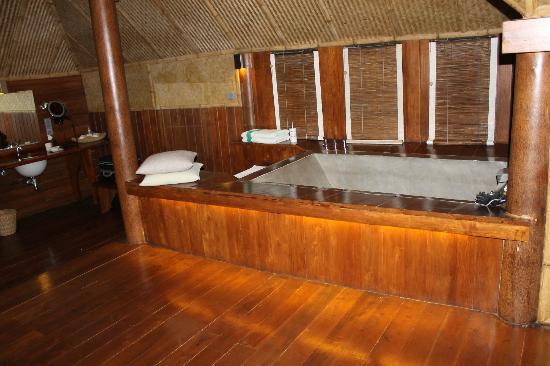 Jetwing Vil Uyana: Double bath