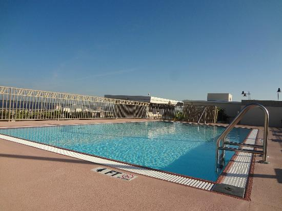 The Wyvern Hotel Punta Gorda: rooftop pool