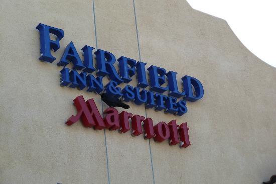 Fairfield Inn & Suites Twentynine Palms-Joshua Tree National Park: Fairfield Inn & Suites