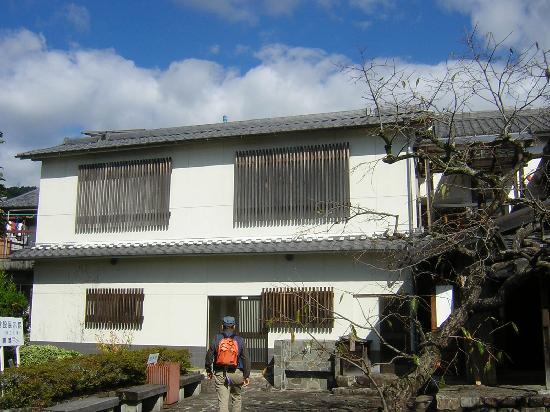 Toson Memorial Museum: 外観