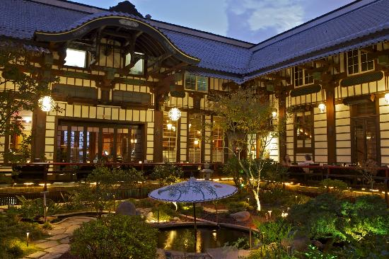 Photo of Japanese Restaurant Yamashiro at 1999 North Sycamore Ave., Hollywood, CA 90068, United States