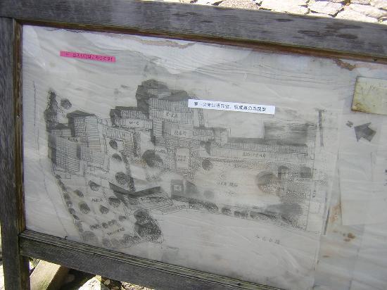 Toson Memorial Museum: 平面図