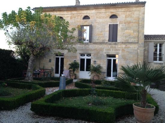 La Pignarderiehome: das Haupthaus
