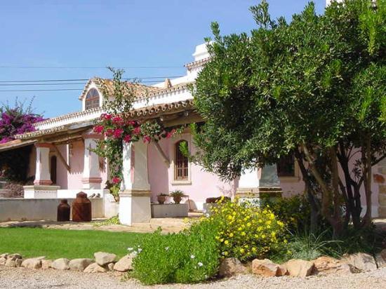 Casa Belaventura: main house