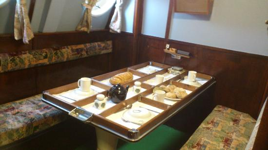 Hull & East Riding Museum: Arctic Corsair - Galley