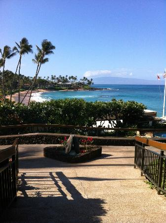 Napili Kai Beach Resort : Beach view