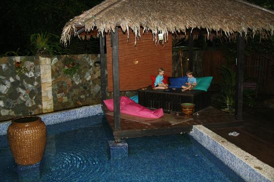 Planet Borneo Lodge: Relaxing