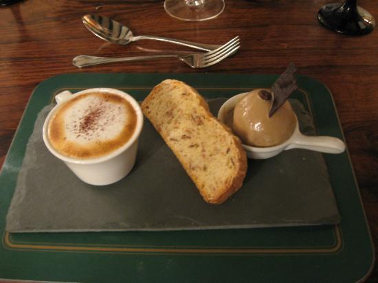 Castle Dairy: Dessert