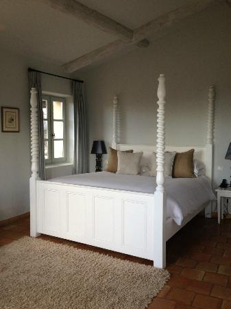 Hotel Crillon le Brave: Bedroom in Master Suite