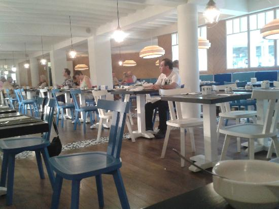 Hotel H10 Big Sur Boutique Hotel: dining area