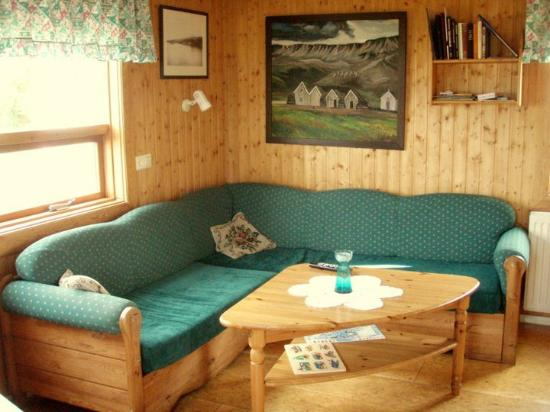 Gistiheimilid og Parhusaleigan: Sofa
