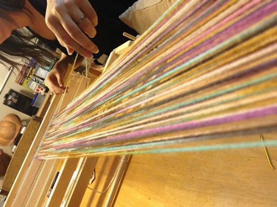 """Paradise Fibers, Inc : 20"""" Flip Loom"""