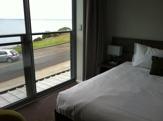 Aurora Ozone Hotel: vista