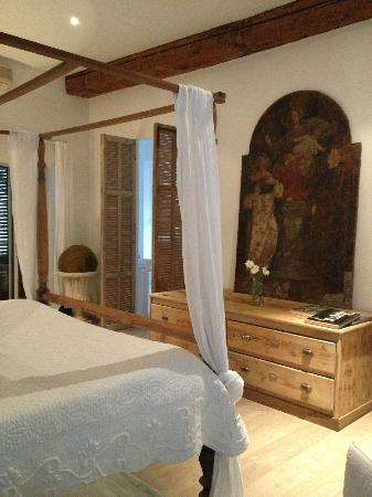 Hotel Particulier : Bedroom