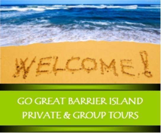 Go Great Barrier Island - Day Tours: Welcome to Great Barrier Island