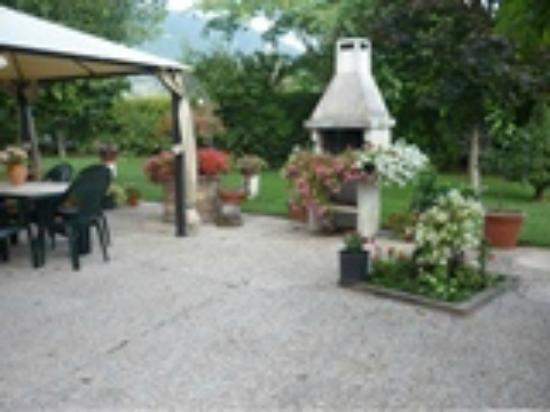 Residenza di Campagna: giardino
