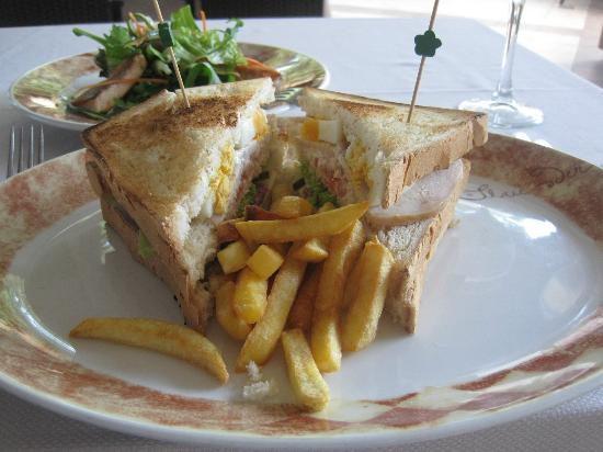 Rixos Sungate Hotel: club sandviç 