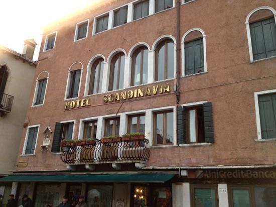 Hotel Scandinavia: the hotel