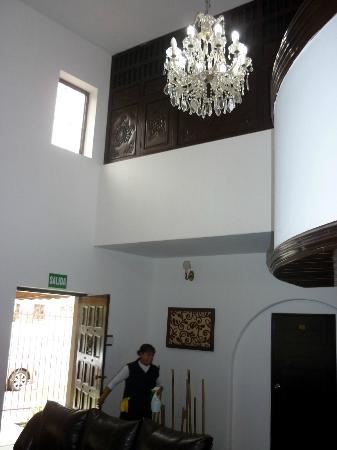 La Casa de la Nonna : Salón