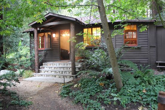 Glen Oaks Big Sur: Big Sur Cottage