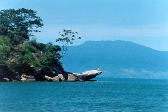 Caraguatatuba, SP: Pedra do Jacare