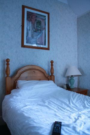 Kyle Hotel: Single bedroom