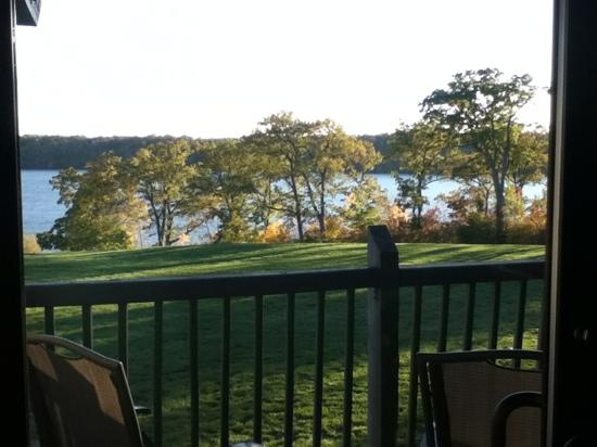 Hueston Woods Lodge and Conference Center: view from room