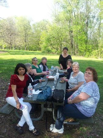 City Taste Tours: Fall picnic with friends