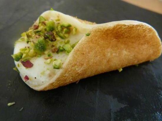 Au Petit Libanais: dessert maison
