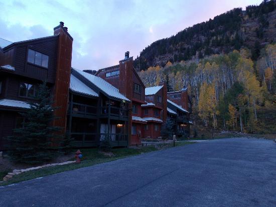 Silverpick Lodge: condos
