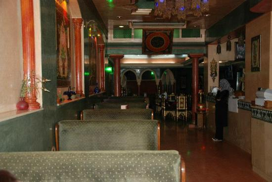 Yamal Asham : restaurant yamal echam