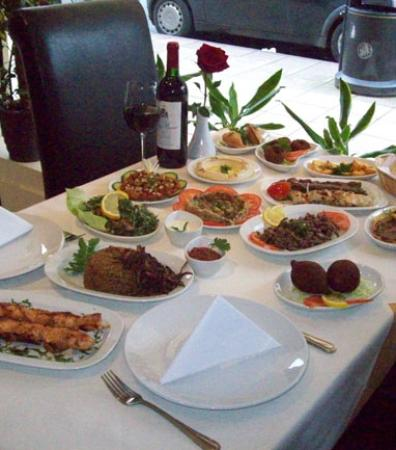 Sahara Syrian & Lebanese Restaurant: Wonderful food