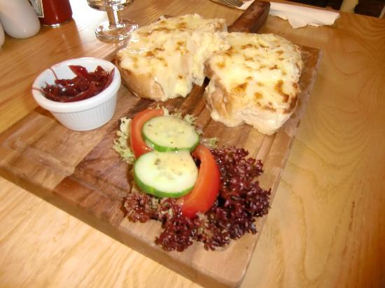 Ultimate Boozy Onion And Three Cheese Toastie Recipe — Dishmaps