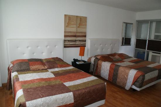 Hotel Boutique Zona G: Habitación doble