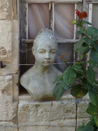 Le Clos de la Garde: garden
