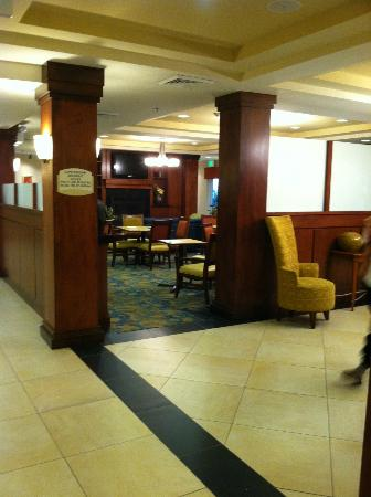 Fairfield Inn & Suites Boise Nampa: Breakfast Area
