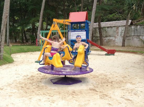 Phuket Marriott Resort & Spa, Merlin Beach: The play area
