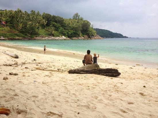 Phuket Marriott Resort & Spa, Merlin Beach: Merlins Private Beach