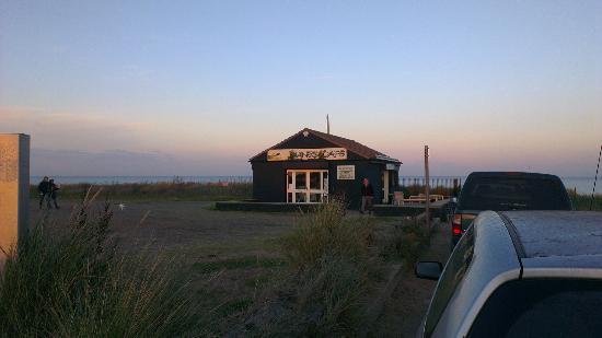Winterton Dunes Beach Cafe: Wonderful location