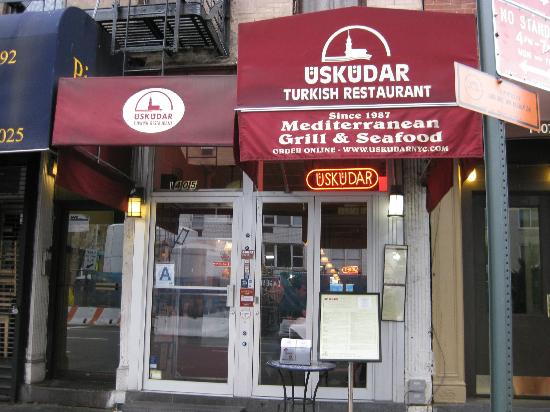 Uskudar New York City Lenox Hill Menu Prices Restaurant Reviews Tripadvisor