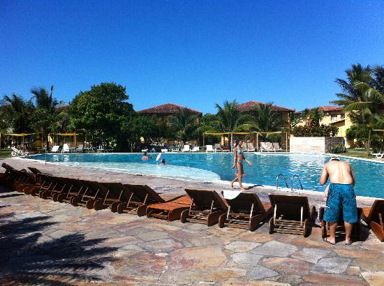 Resort La Torre: Ótimas Piscinas