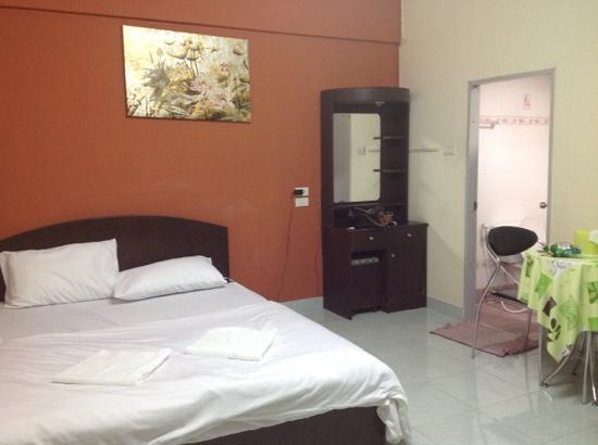 TUB Mansion: lotus room+restroom