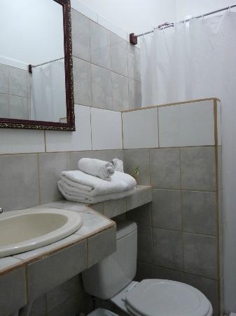 Hotel Casa Tago : Bathroom