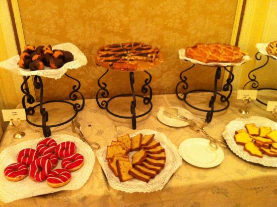 Grand Hotel Villa Igiea - MGallery by Sofitel: Great Breakfast Slection