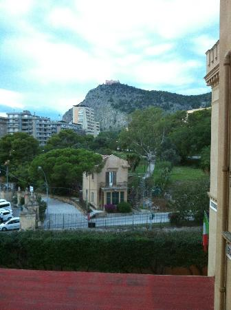Grand Hotel Villa Igiea - MGallery by Sofitel: The View from my Room