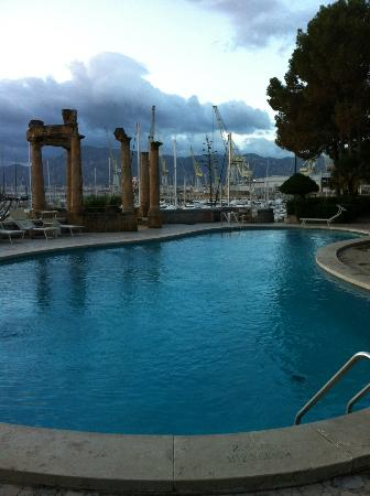 Grand Hotel Villa Igiea - MGallery Collection: The Pool Area